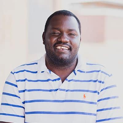 Isaac Okello