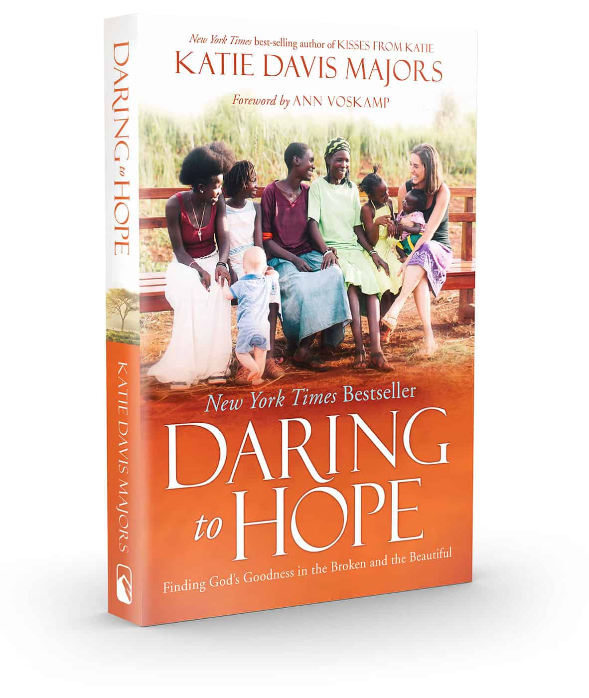 Image result for daring to prove by katie davis majors